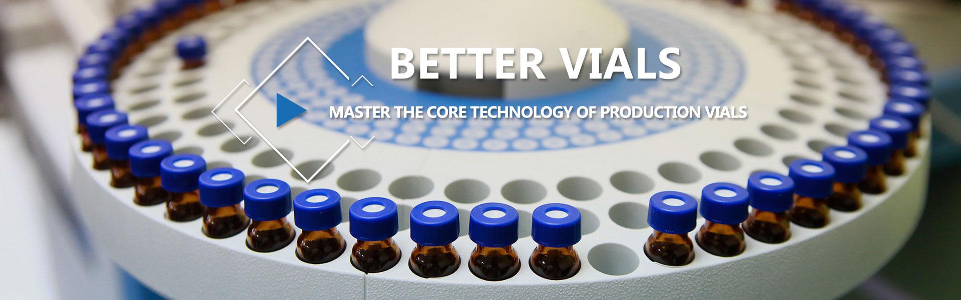 Aijiren Lab Vials for HPLC