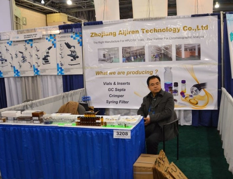 2014 Pittcon in Chicago
